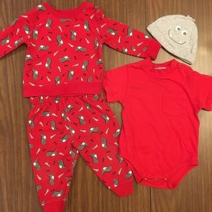 👶🏽 5/$20 Baby Bundle Flash Sale! Boys Dino suit